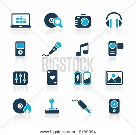 Media & Entertainment // Azure Series
