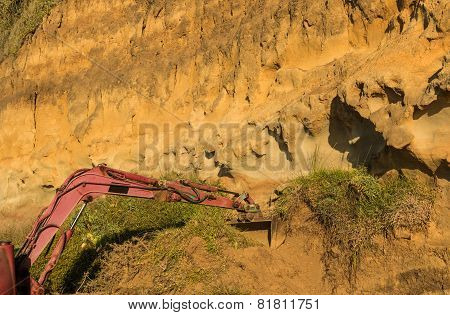 Erosion Clean Up