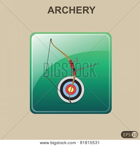 Archery - Illustration