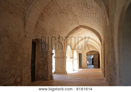 Abbaye Saint Hillaire