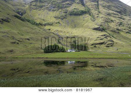 Highland Home Glen Coe Scotland