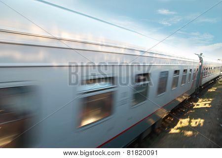 Motion Train