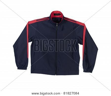 Sport Jacket With Blank Front
