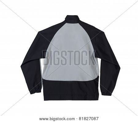 Sport Jacket With Blank Back