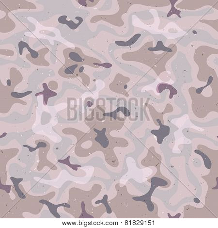 Seamless Military Camo
