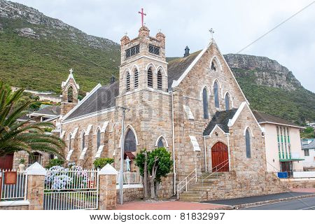 St. James Catholic Church, Cape Town