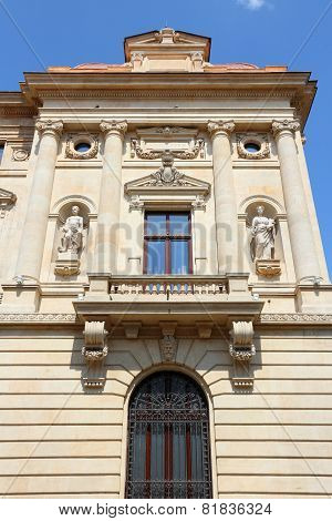 Bucharest - National Bank