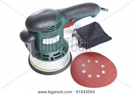 Electric Sandpaper Tool