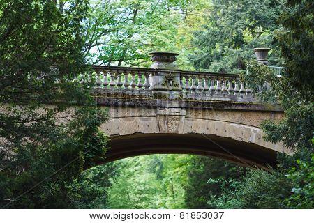 Bridge In Sanssouci