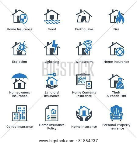 Property Insurance - Blue Series