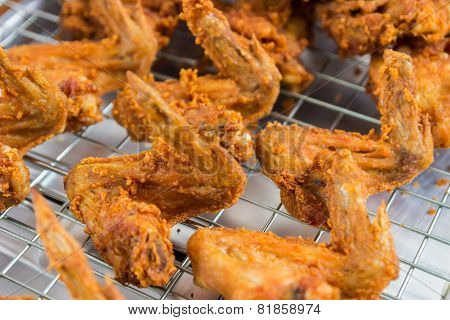 Fried Chicken Wing Limb