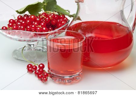 Morse Of Red Currants