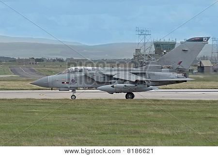 Tornado Jet Aircraft