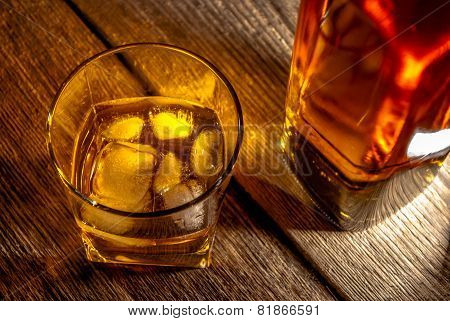Whiskey Or Bourbon