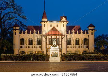 Sanam Chandra Palace,nakhon Pathom, Thailand