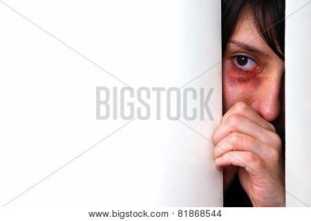 Beaten Woman