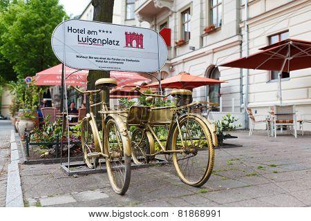 Memorial Bikes