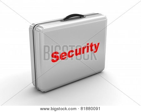 Bag with security