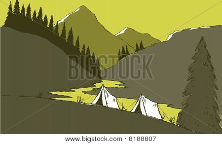 Mountain Camp