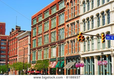 Warehouse District Exteriors