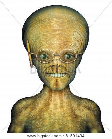 Extraterrestrial Scholar