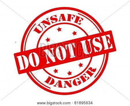 Unsafe Do Not Use