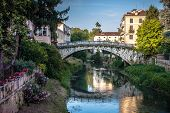 pic of vicenza  - Vicenza is a city in northeastern Italy in the Veneto region - JPG