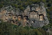 picture of dalyan  - Turkey dalyan caria - JPG