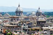 image of castle  - ROME ITALY  - JPG