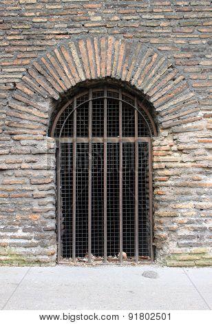 Door of a Prison