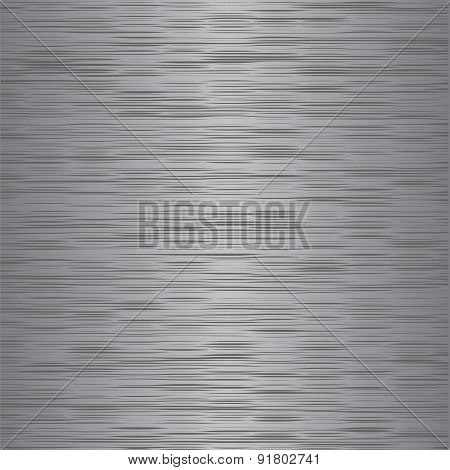 Metal Grey Background