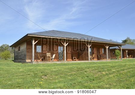 Holiday Wooden Chalet