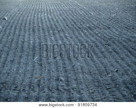 Sown Fields , Southern Bohemia
