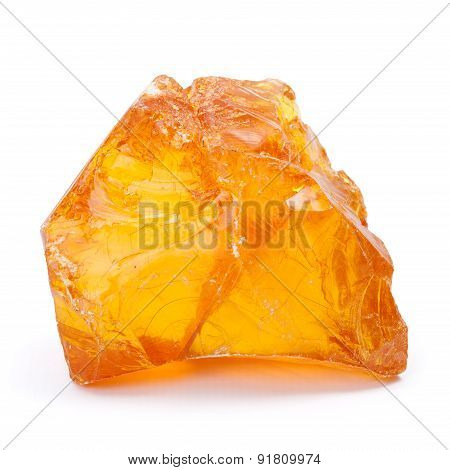 Piece Of Pure Fir Rosin