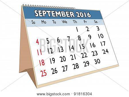 Septiembre 2016
