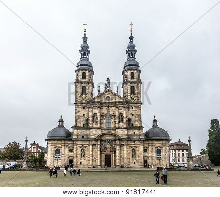 The Dome Of Fulda