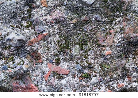 stone wall texture for background
