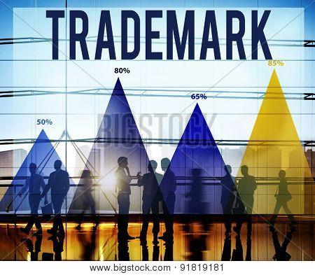 Trademark Copyright Branding Identity Concept