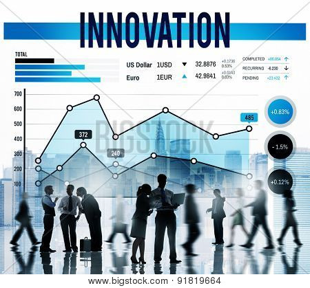 Innovation Invention Creativity Innovate Inspiration Concept