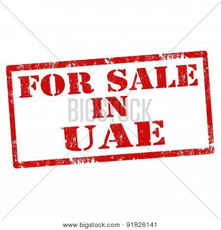 For Sale In UAE