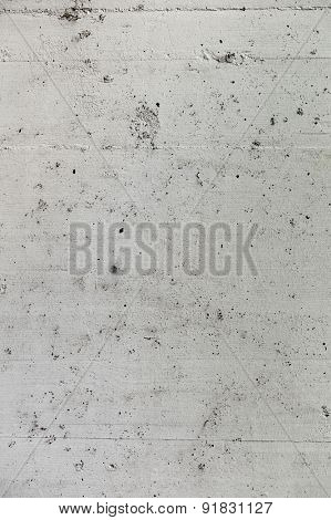 a concrete wall as background with copy space.