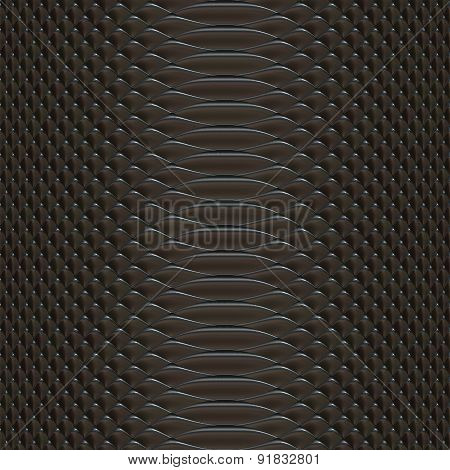Snake Skin Generated Texture