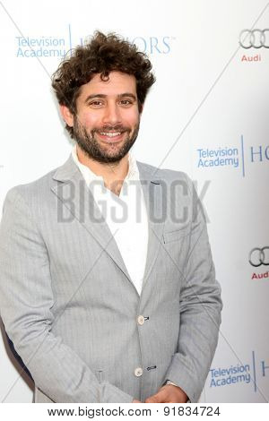LOS ANGELES - MAY 27:  Joe Lewis at the 8th Annual Television Academy Honors - Arrivals at the Montage Hotel on May 27, 2015 in Beverly Hills, CA
