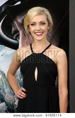 LOS ANGELES - MAY 26:  Breanne Hill at the