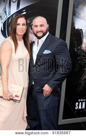 LOS ANGELES - MAY 26:  Dany Garcia at the