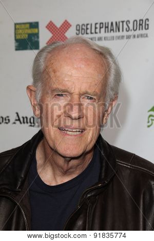 LOS ANGELES - MAY 26:  Mike Farrell at the