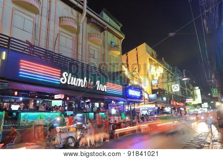 Bangkok night life