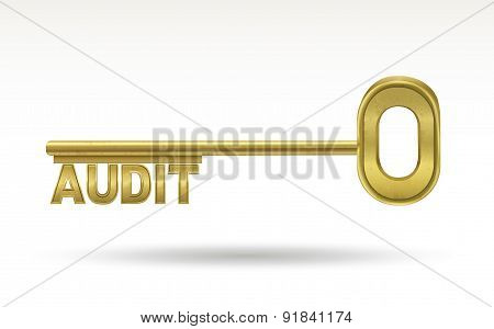 Audit - Golden Key