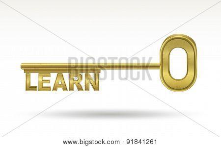 Learn - Golden Key