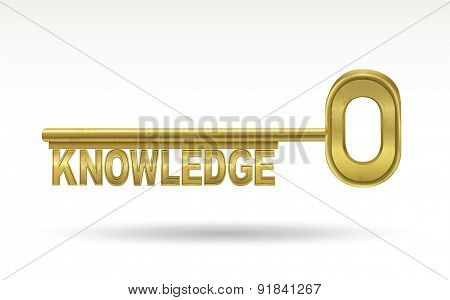Knowledge - Golden Key